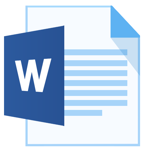 word icon transparent1